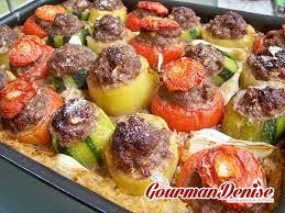 cuisiner legumes un plat de légumes farcis idéal pour cuisiner les légumes de