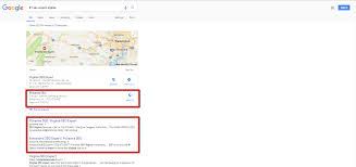 Google Map Virginia by 1 Google Rankings In Virginia