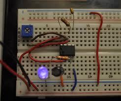 astable multivibrator using timer block diagram electrical diagram