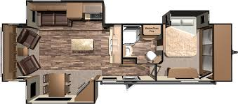 100 travel trailer floor plans with bunk beds e191bh escape