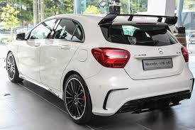 mercedes price malaysia mercedes malaysia launches a generation of a class buro 24 7