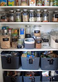 kitchen pantry organization ideas how we organized our small kitchen pantry kitchen treaty