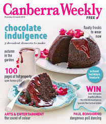 24 march 2016 by canberra weekly magazine issuu
