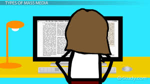 what is mass media definition types influence u0026 examples
