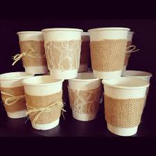 of gold crochet cup cozy pattern for a starbucks grande cup best 25 paper cups ideas on pinterest dixie cup lights paper