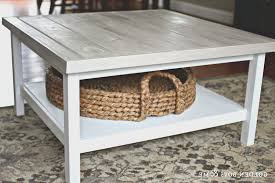 Pottery Barn Griffin Coffee Table Coffe Table Amazing Diy Pottery Barn Coffee Table Decorate Ideas