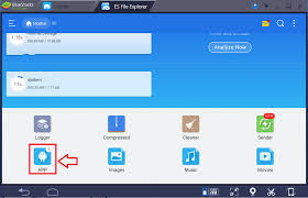 the apk how can i backup an apk from bluestacks 3 to my pc bluestacks