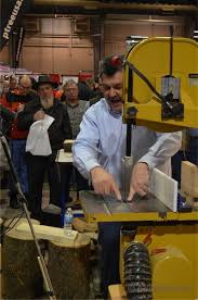 bandsaw clinic at the woodworking show paul sellers u0027 blog