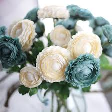 online get cheap camellia rose bouquet aliexpress com alibaba group