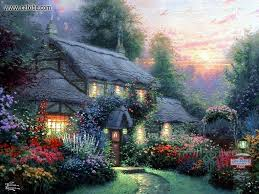 home interiors thomas kinkade prints 134 best thomas kinkade images on pinterest thomas kinkade