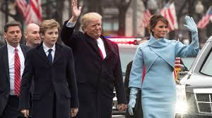 leave barron alone white house warns against making fun of