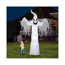 Outdoor Halloween Decorations Inflatables by Inflatable Ghost Airblown 12 Inces Tall Halloween Decoration Yard