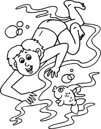 outline turkey kids coloring