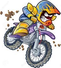 motocross freestyle riders dirt bike motorcycle rider making an extreme jump and splashing