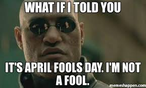 April Fools Day Meme - april fools day 2015 smartphone pranks to play on friends family