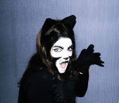 Make Up For Halloween 22 Cat Makeup Designs Trends Ideas Design Trends Premium