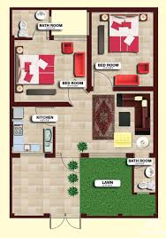 3 marla home design