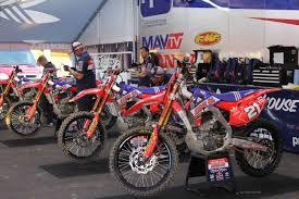 lucas ama motocross bike check what the supercross pros pedal bikerumor