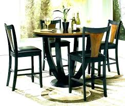 black round dining table set kitchen table black two chair dining table set black round kitchen