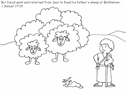jesus the good shepherd coloring pages david the shepherd boy http www fatherjacob org kidscorner old