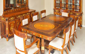 italian dining room sets european and italian luxury style dining room furniture tables more