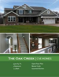 Oak Creek Homes Floor Plans Home Floor Plans Oak Creek