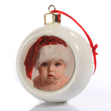 personalised baubles the cutest ornament on the tree