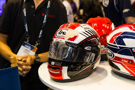 arai motocross helmet helmets 2016 american international motorcycle expo day one
