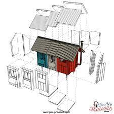 prefab tiny house france pin up houses