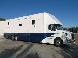trailer garage custom garage coach haul your car in custom rv