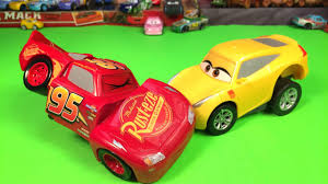disney cars 3 race u0026 reck lightning mcqueen and revvin cruz