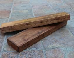 Free Floating Shelves by Cedar Floating Shelf Etsy