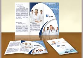 informational brochure template free pamphlet template word