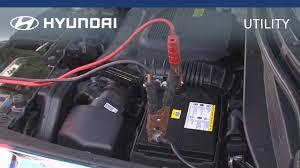 2002 hyundai accent battery hyundai myhyundai how to jump start your car