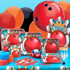 Bowling Party Decorations Sports Party Themes Themeaparty
