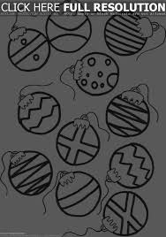 printable christmas trees ornaments coloring pages u2013 halloween wizard