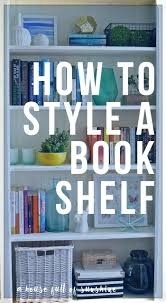 decorations style a bookshelf and a free decorating