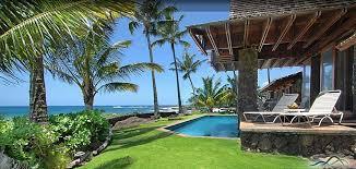 Kauai Cottages On The Beach by Kauai Vacation Rentals The Parrish Collection Kauai