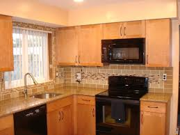 Metal Backsplash Tiles For Kitchens Kitchen Backsplash Tiles Glass Kitchen Glass Mosaic Tile