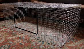 Metal Rabbit Hutch How To Build A Wire Rabbit Cage Heartfelt Angoras