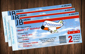Lohri Invitation Cards Airplane Invitation Boarding Pass Birthday Party Invite