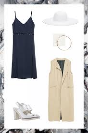 how to wear one dress to four different weddings