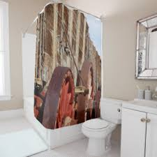 country shower curtains zazzle