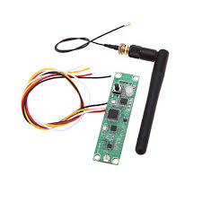 with antenna wireless 2 4g dmx512 led stage light pcb modules