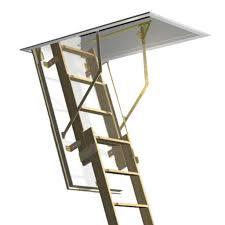 wooden loft ladders premier loft ladders