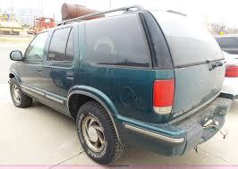 1998 chevrolet blazer suv item l3711 sold april 26 seiz