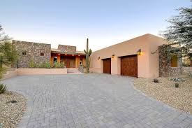 santa fe style homes southwest house plans architectural designs