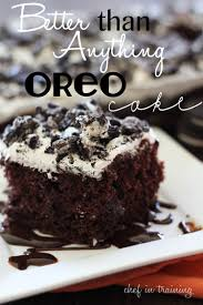 better than anything oreo cake chef in training