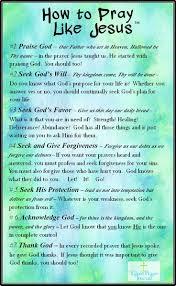 thanksgiving prays how to pray like jesus god u0027s promises pinterest faith lord