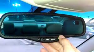 lexus es330 sport design 2004 lexus es330 rear view mirror youtube